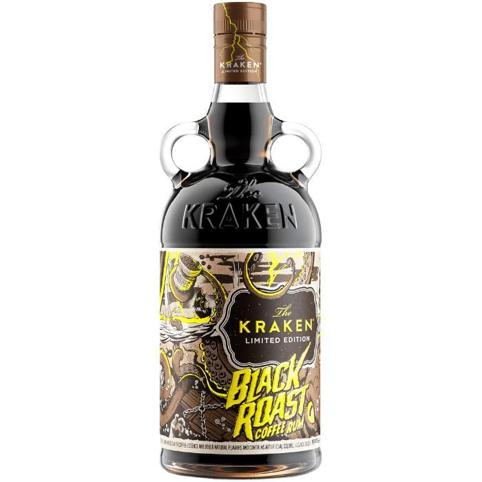 Kraken Black Roast Coffee Rum Rum Kraken Rum