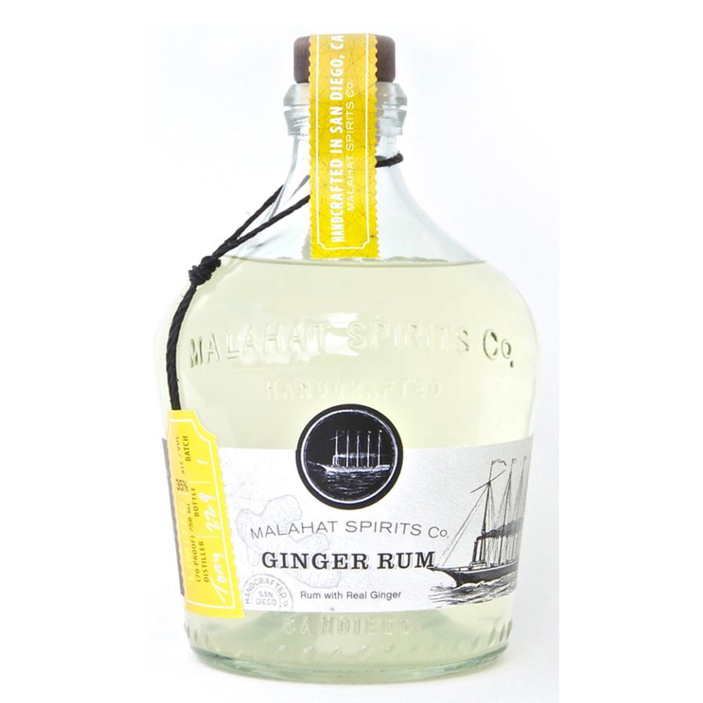 Malahat Spirits Co. Ginger Rum Rum Malahat Spirits Co.