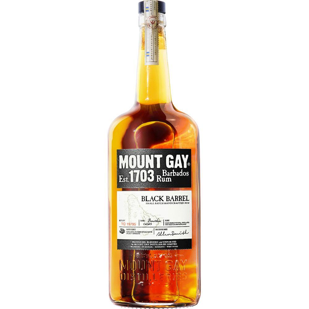 Mount Gay Black Barrel Rum Mount Gay Rum