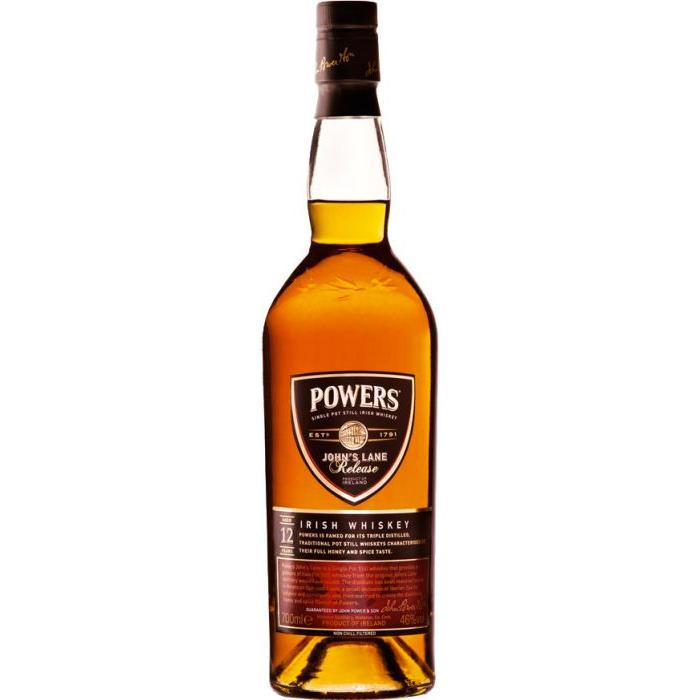 Powers John's Lane Release Irish whiskey Powers Irish Whiskey