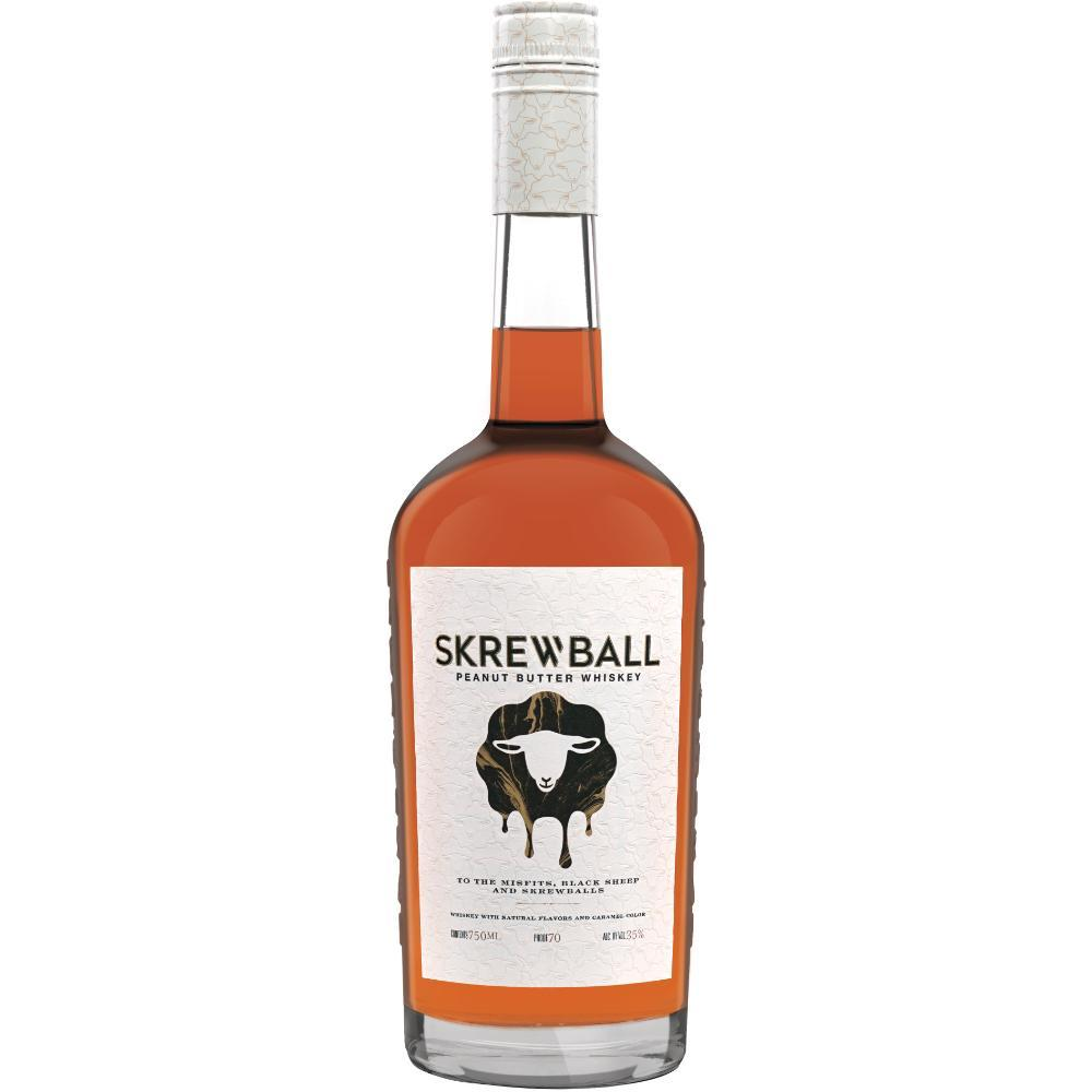 Skrewball Peanut Butter Whiskey American Whiskey Skrewball Peanut Butter Whiskey