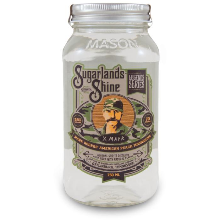 Sugarlands Mark Rogers' American Peach Moonshine Moonshine Sugarlands Distilling Company