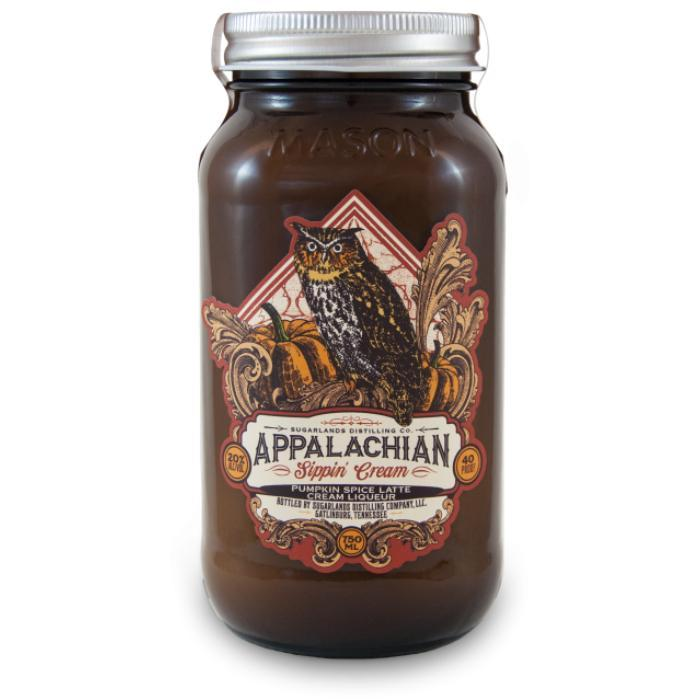 Sugarlands Pumpkin Spice Latte Sippin' Cream Liqueur Sugarlands Distilling Company