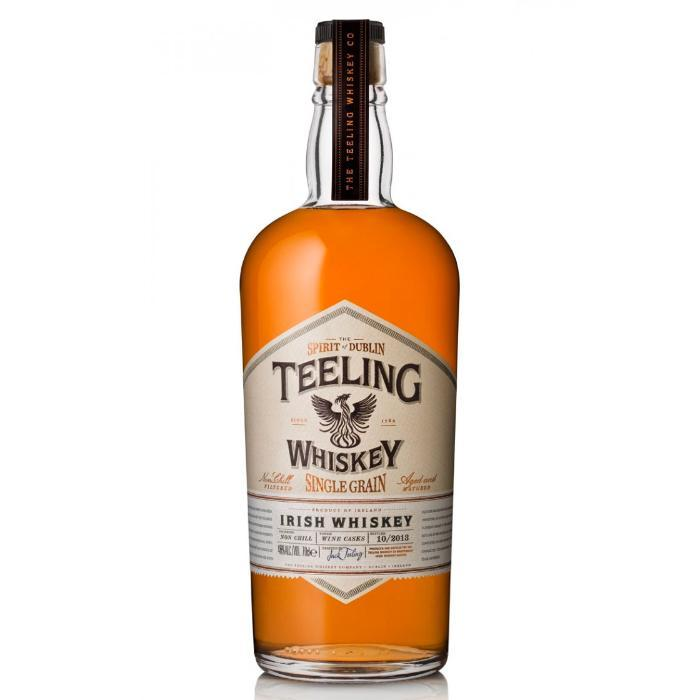 Teeling Single Grain Irish whiskey Teeling Whiskey