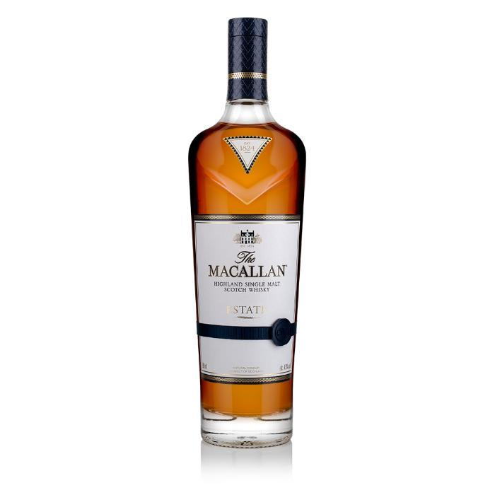The Macallan Estate Scotch The Macallan