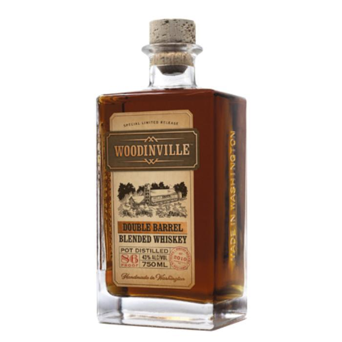 Woodinville Double Barrel American Whiskey Woodinville