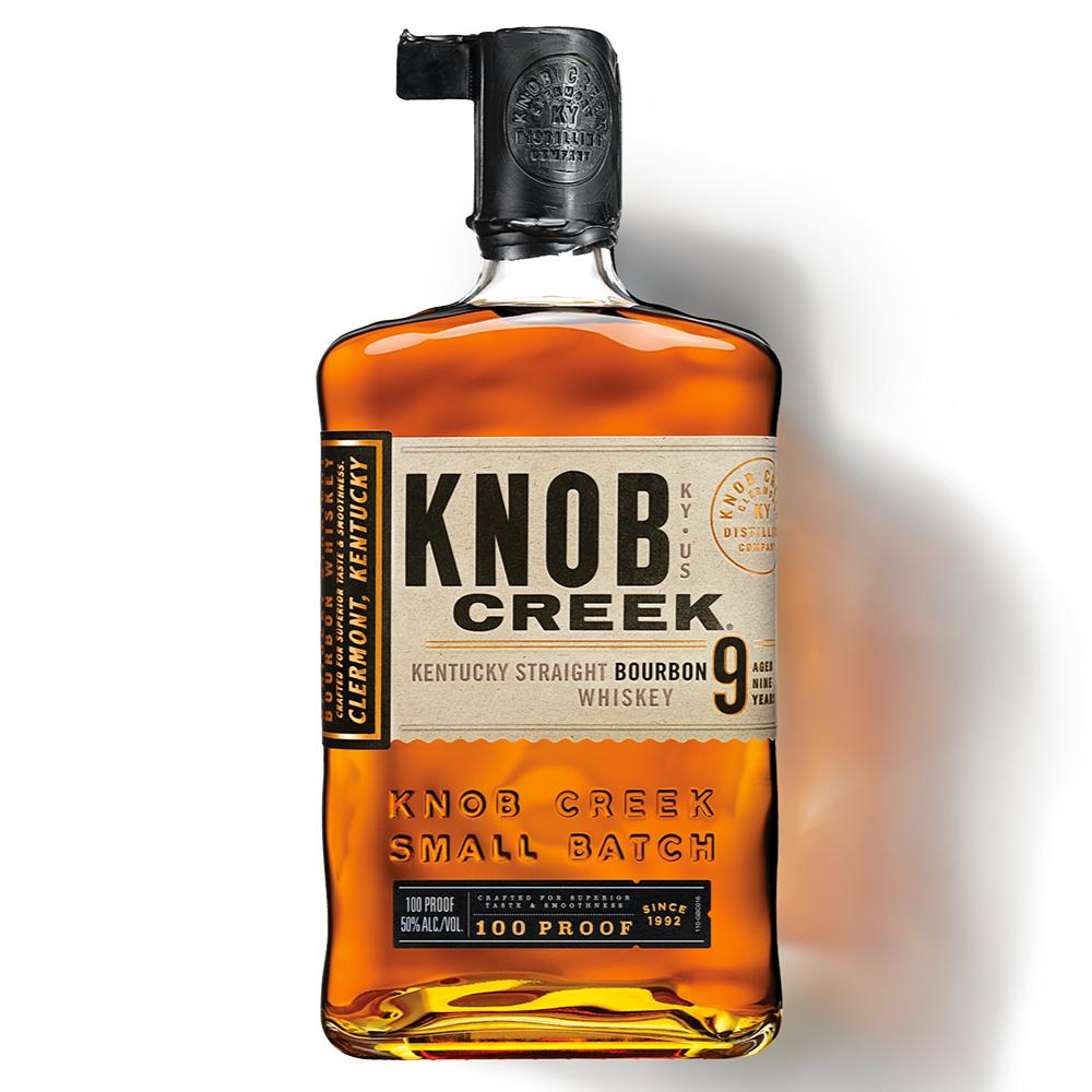 Knob Creek 9 Year Old 100 Proof Bourbon Bourbon Knob Creek