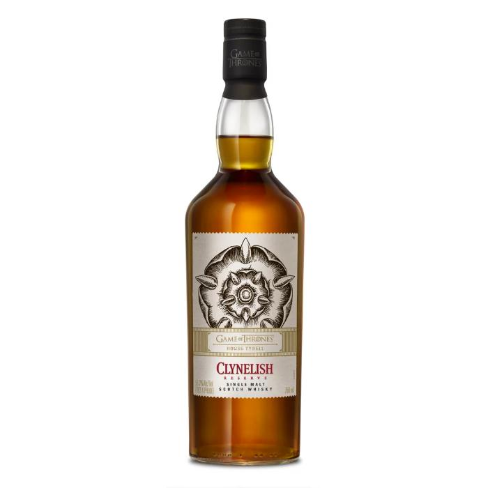 Clynelish Reserve - Game Of Thrones House Tyrell Scotch Clynelish