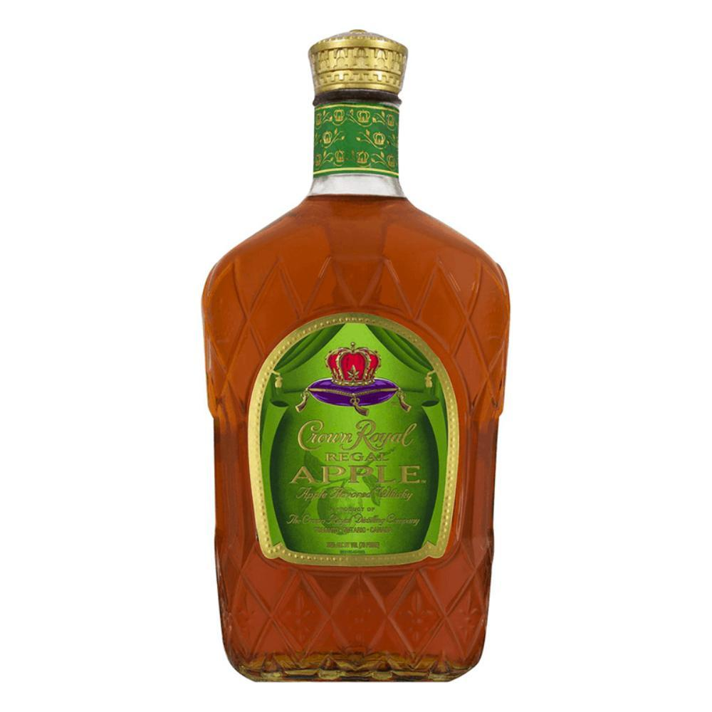 Crown Royal Apple 1.75L Canadian Whisky Crown Royal