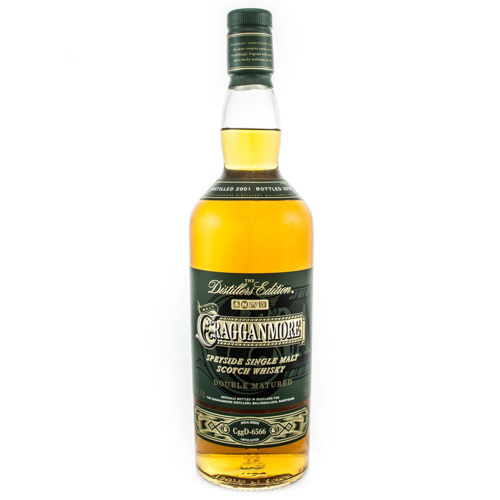 Cragganmore Distillers Edition Scotch Cragganmore