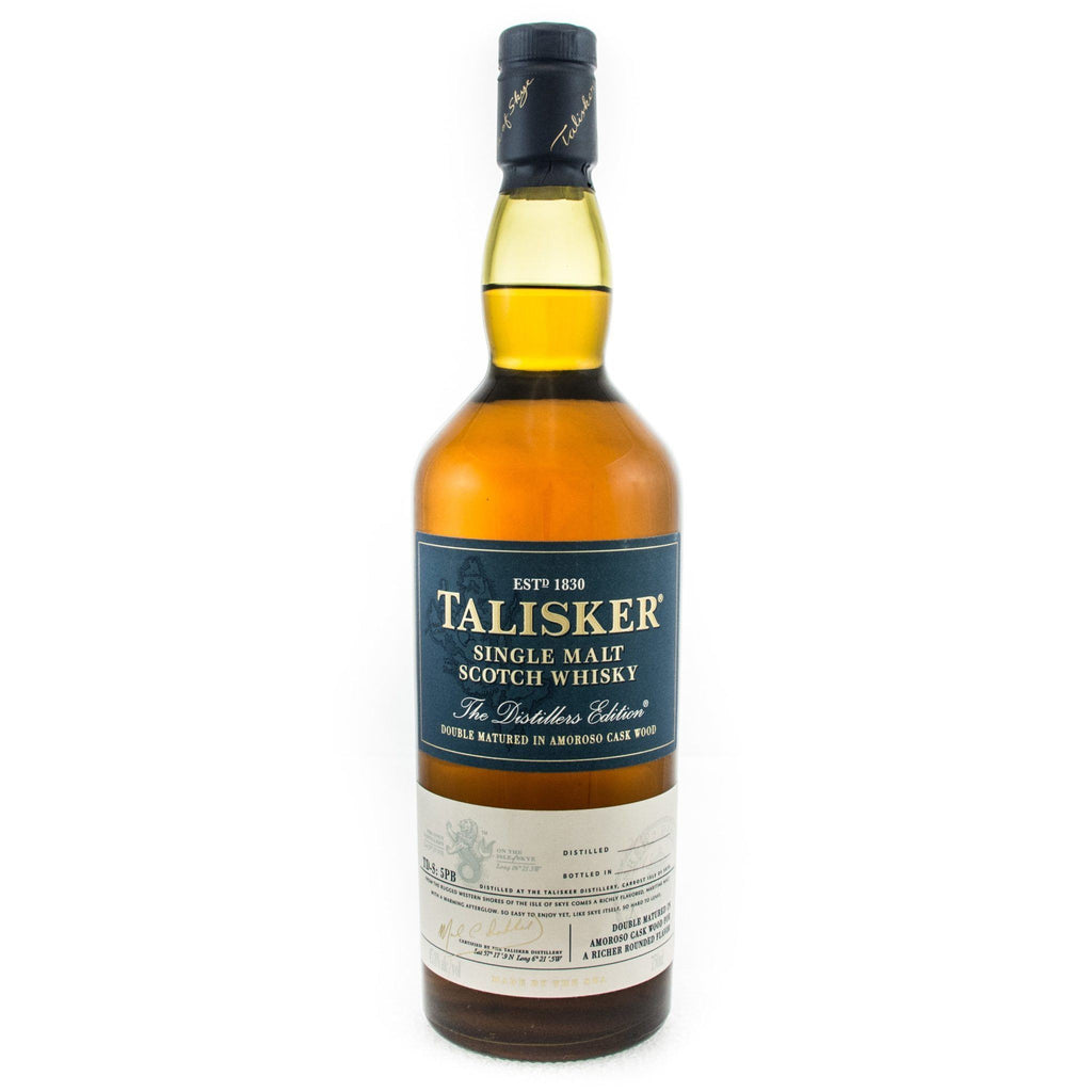 Talisker Distillers Edition Scotch vendor-unknown