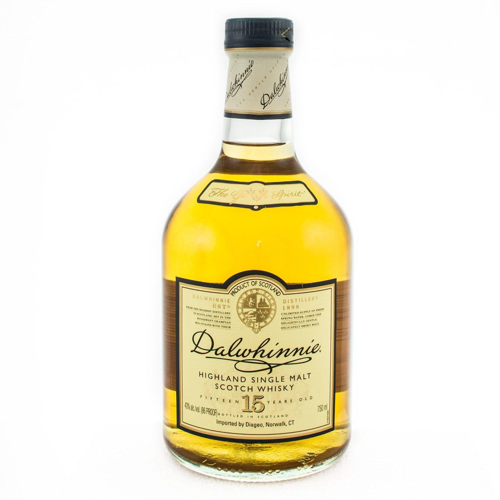 Dalwhinnie 15 Years Old Scotch Dalwhinnie