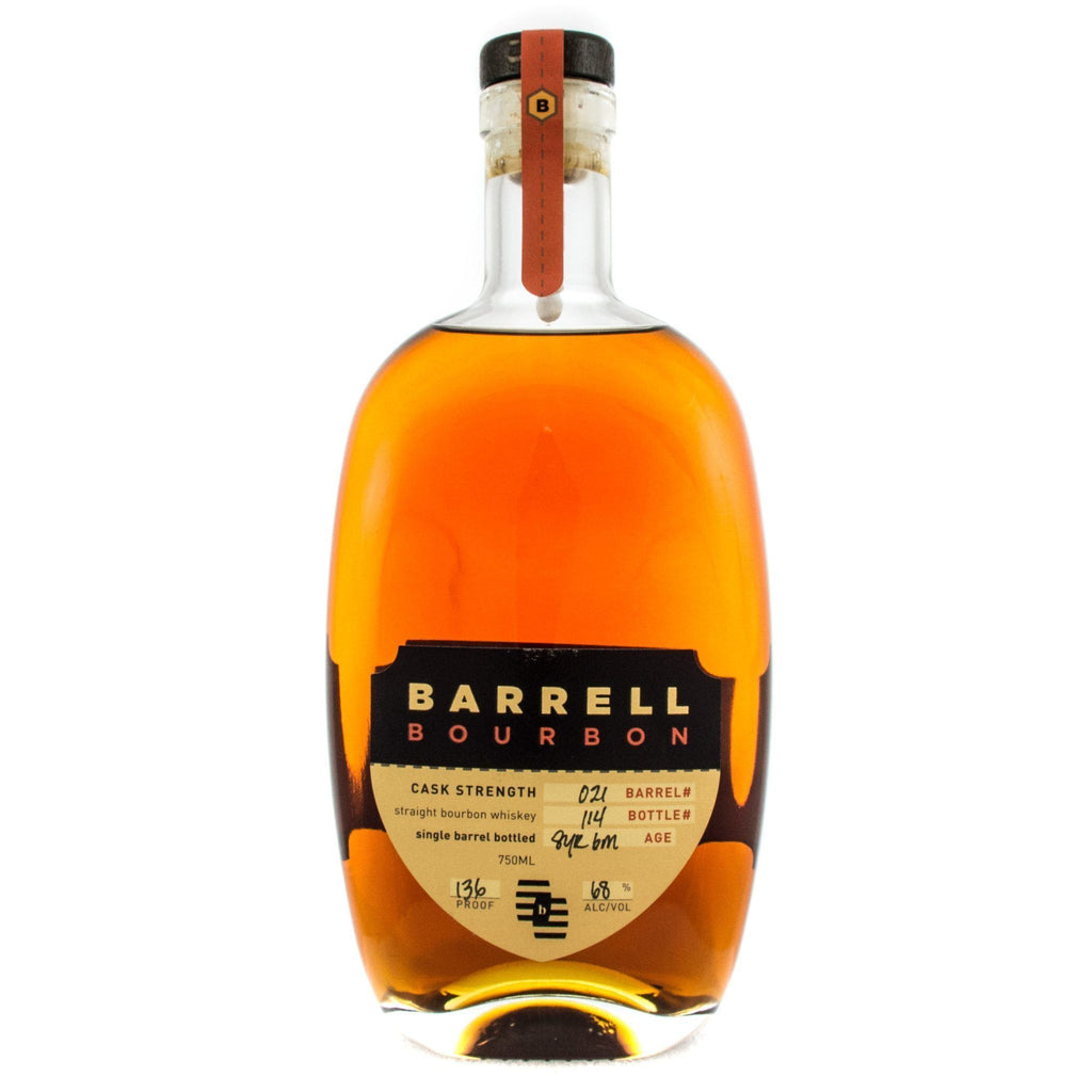 Barrell Bourbon Bourbon Barrell Craft Spirits