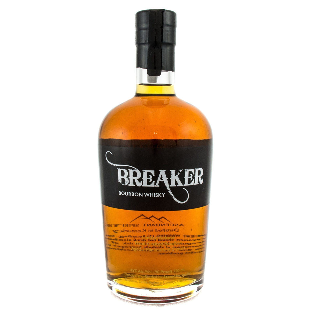Breaker Bourbon Whiskey Bourbon Ascendant Spirits