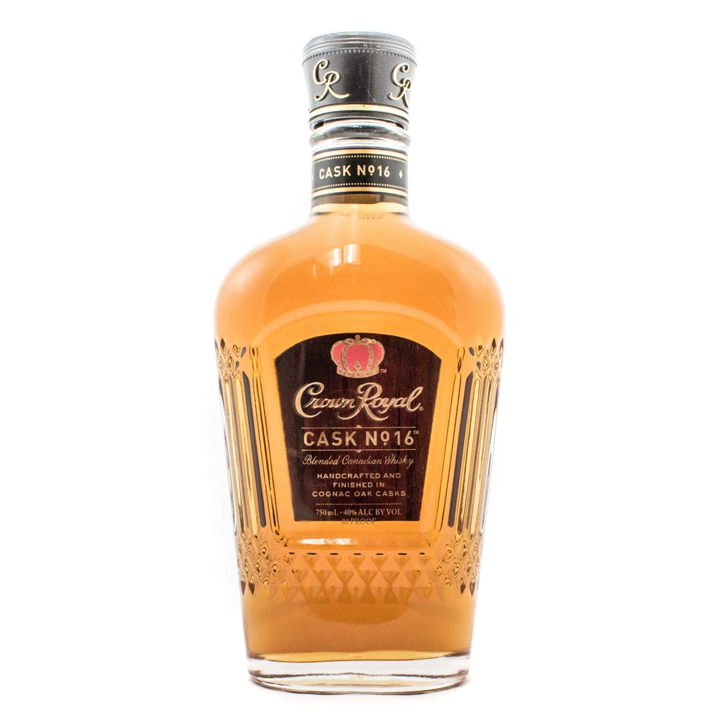 Crown Royal Cask 16 750ml Canadian Whisky Crown Royal