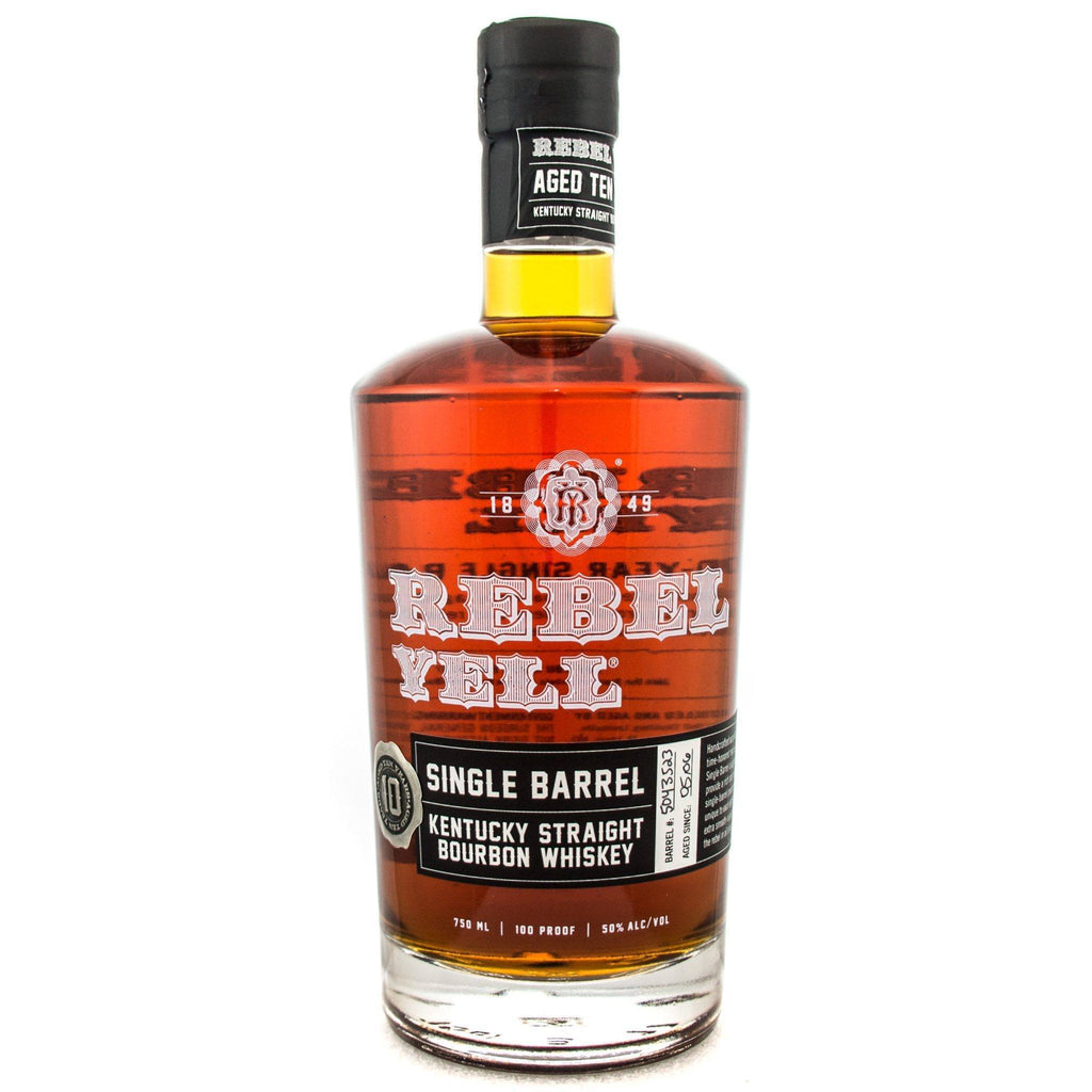 Rebel Yell Single Barrel Bourbon Rebel Yell