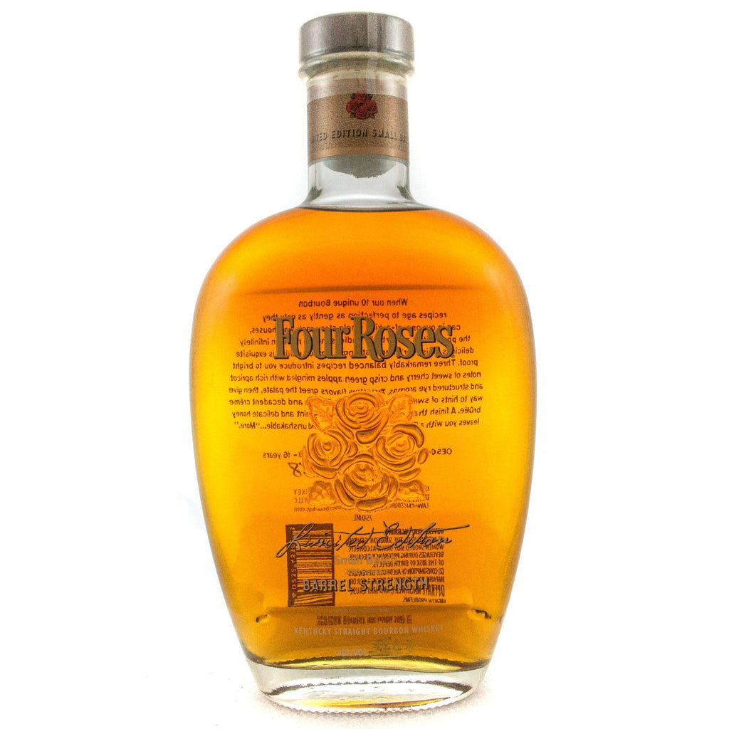 Four Roses Limited Edition Small Batch 2016 Bourbon Four Roses
