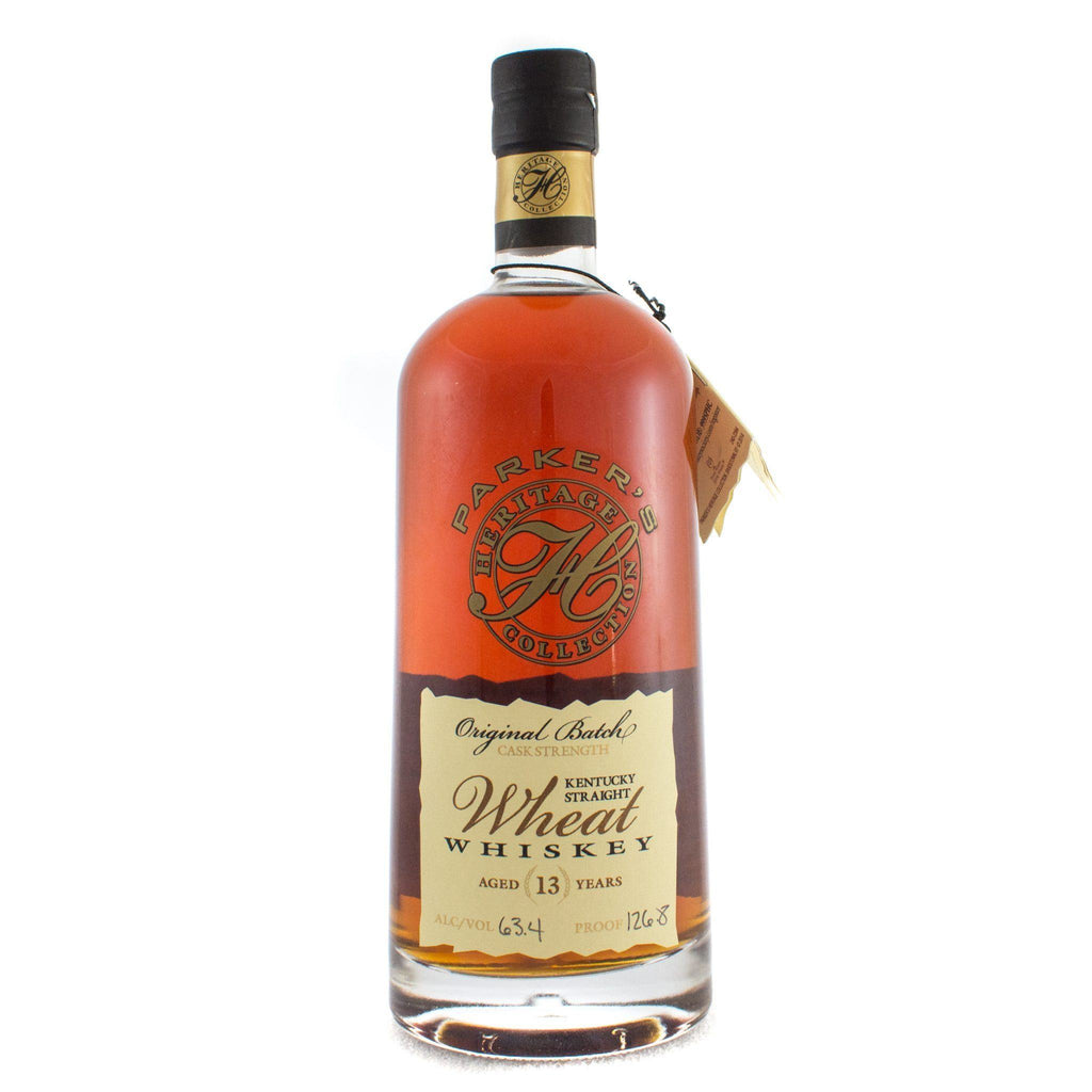 Parker's Heritage Wheat Whiskey 13 Year American Whiskey Parker's Heritage