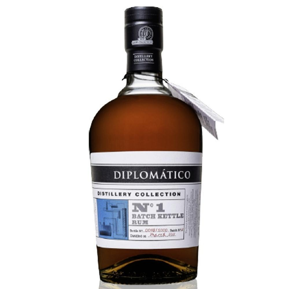 Diplomatico Collection No. 1 Batch Kettle Rum Diplomatico Rum