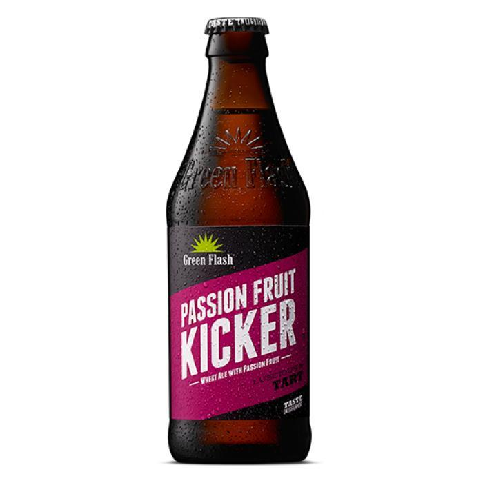 Green Flash Passion Fruit Kicker Beer Green Flash Brewing Company
