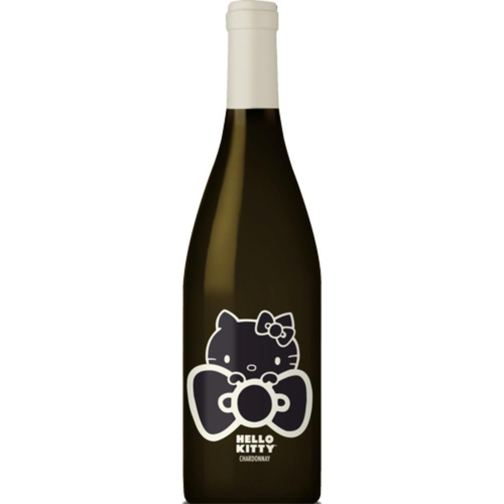 Hello Kitty Chardonnay Wine Hello Kitty Wines