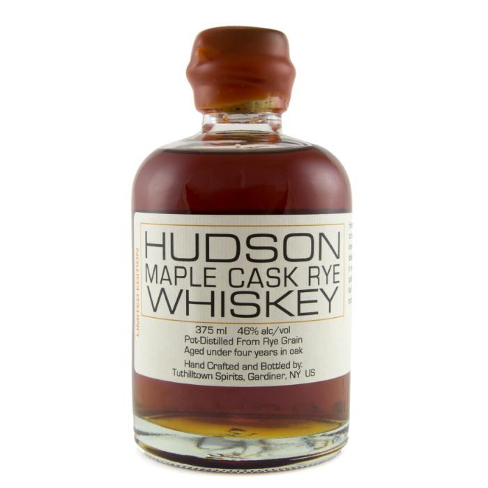 Hudson Maple Cask Rye Whiskey Rye Whiskey Hudson