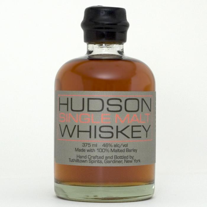 Hudson Single Malt Whiskey American Whiskey Hudson