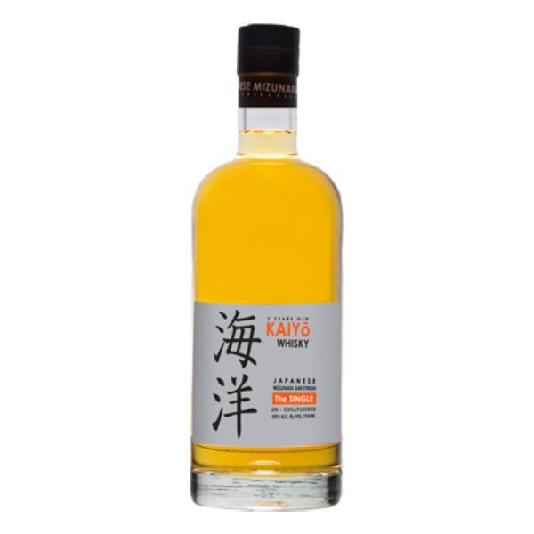 Kaiyō The Single 7 Year Old Japanese Whisky Kaiyō