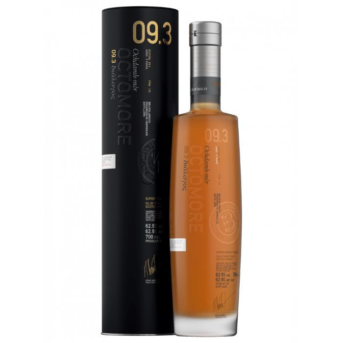 Octomore 9.3 Dialogos