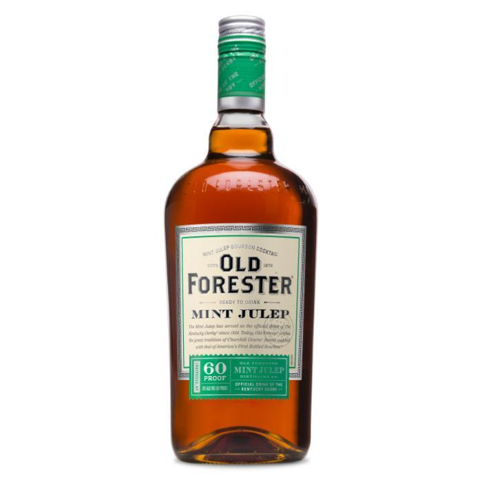 Old Forester Mint Julep Bourbon Old Forester