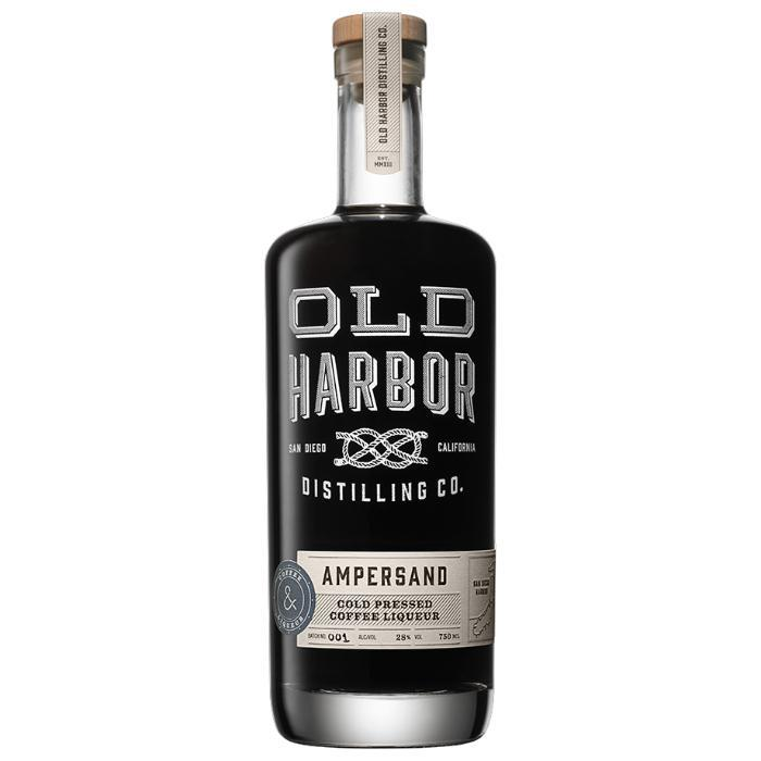 Old Harbor Ampersand Cold Pressed Coffee Liquer