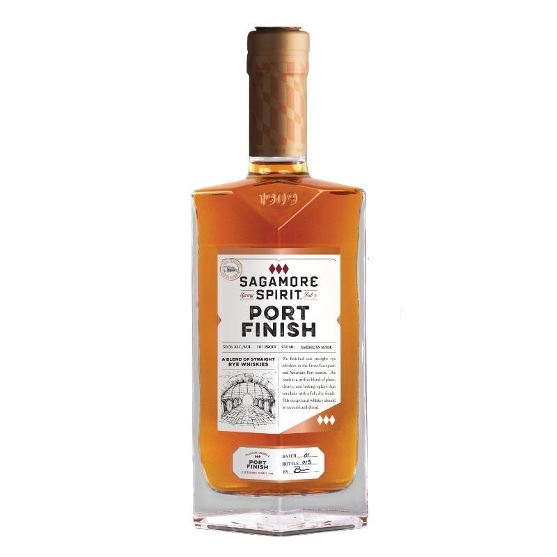 Sagamore Spirit Port Finish Rye Whiskey Rye Whiskey Sagamore Spirit