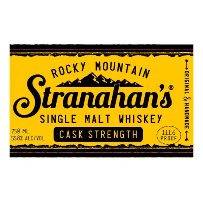 Stranahan's Cask Strength American Whiskey Stranahan's