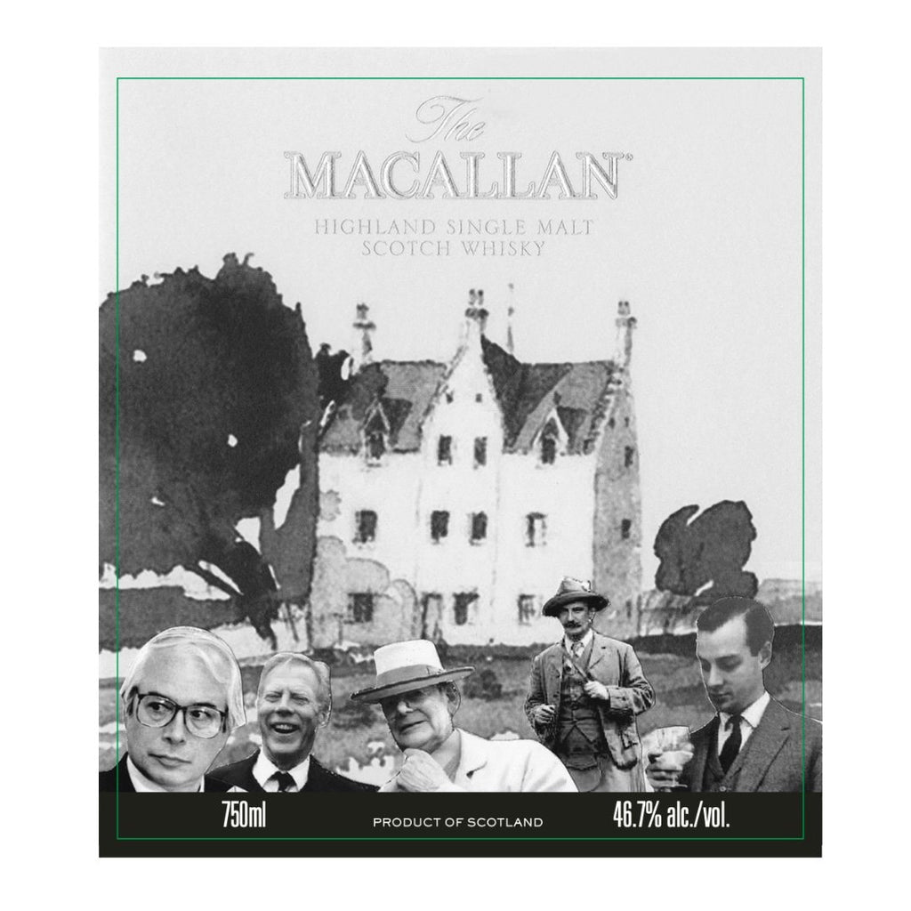 The Macallan Anecdotes Of The Ages A New Era of Advertising Single Malt Scotch Whiskey The Macallan