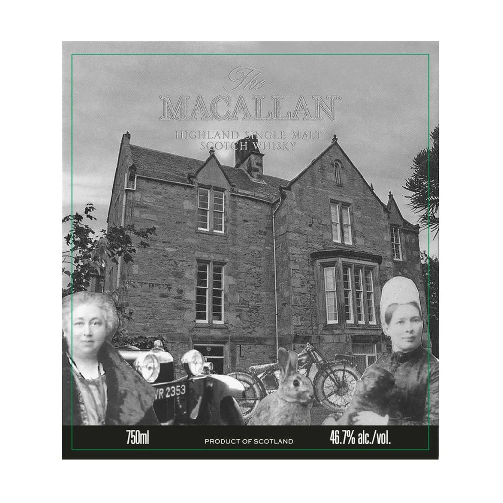 The Macallan Anecdotes Of The Ages Family Life & Work Single Malt Scotch Whiskey The Macallan