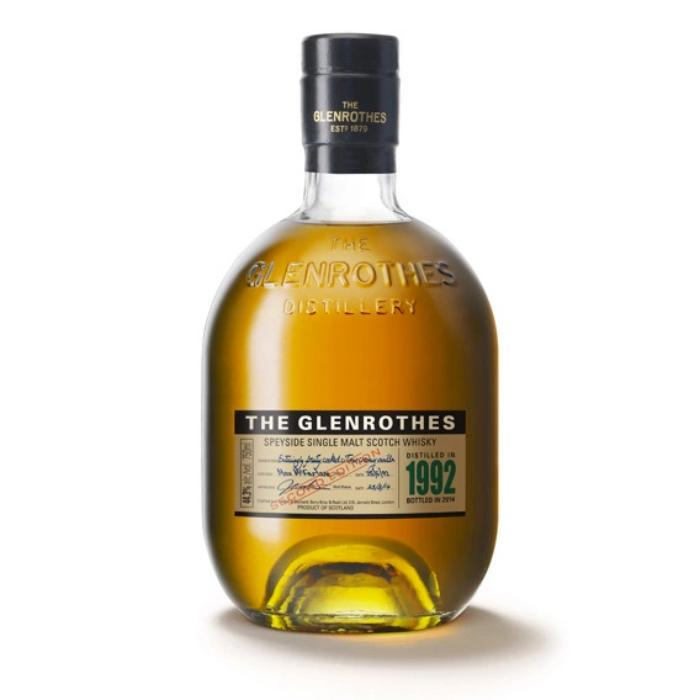 The Glenrothes 1992 Scotch The Glenrothes