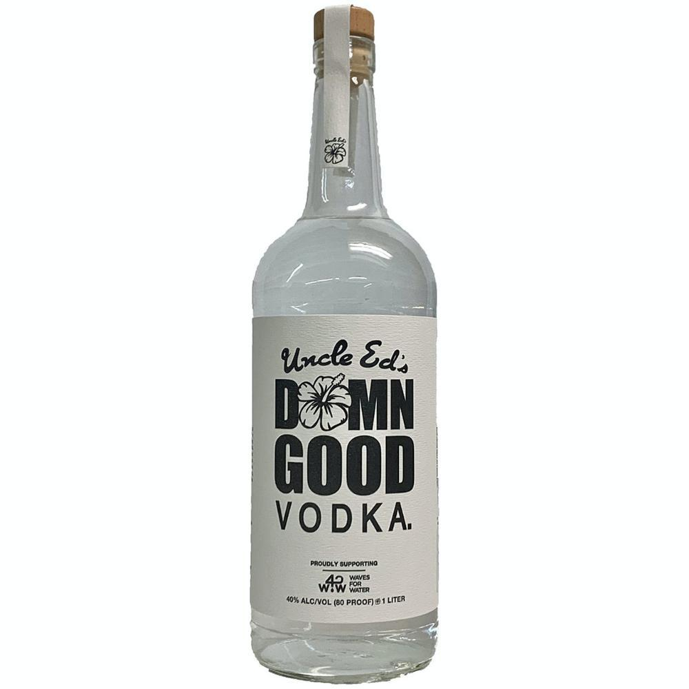 Uncle Ed's Damn Good Vodka Vodka Uncle Ed's Damn Good Vodka