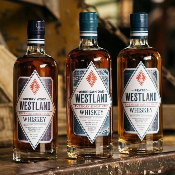 Westland Whiskey Tasting At Common Theory Public House San Diego