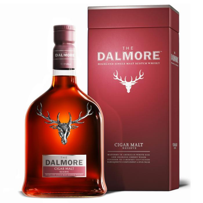 The Dalmore Cigar Malt Reserve Scotch The Dalmore