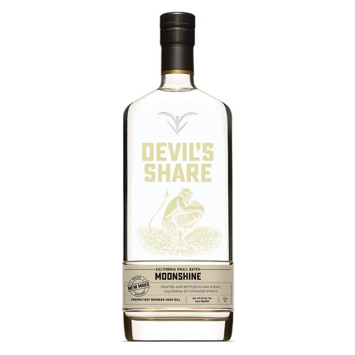 Devil's Share Moonshine Moonshine Cutwater Spirits
