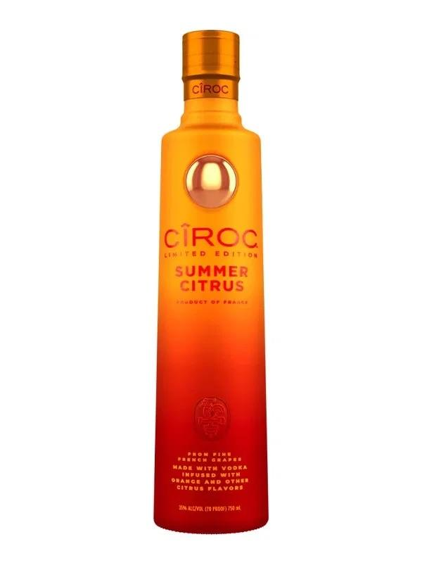 Ciroc Summer Citrus Vodka 750ml Sip Whiskey