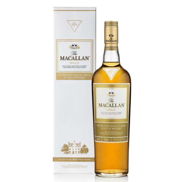 The Macallan Gold 1824 Series Single Malt Scotch Scotch The Macallan