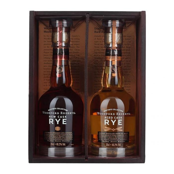 Woodford Reserve Master's Collection New & Aged Cask Rye Rye Whiskey Woodford Reserve