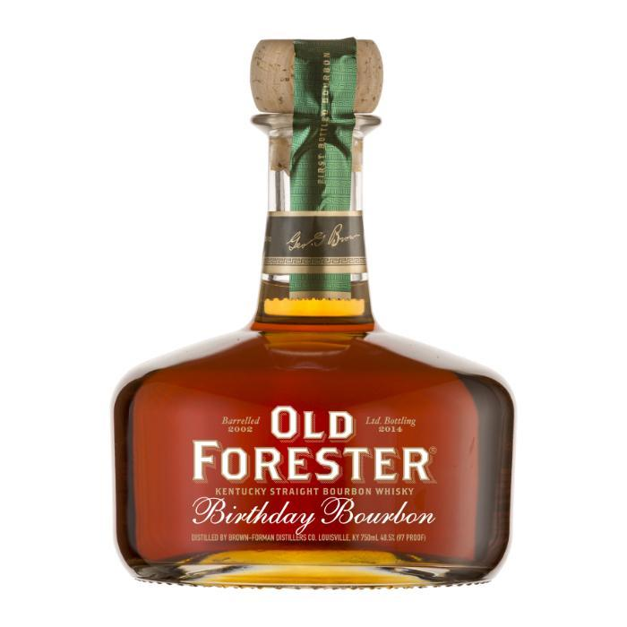 Old Forester 2014 Birthday Bourbon Bourbon Old Forester