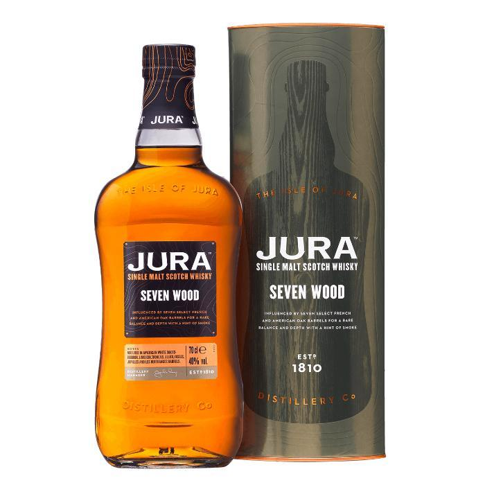 Jura Seven Wood Scotch Jura