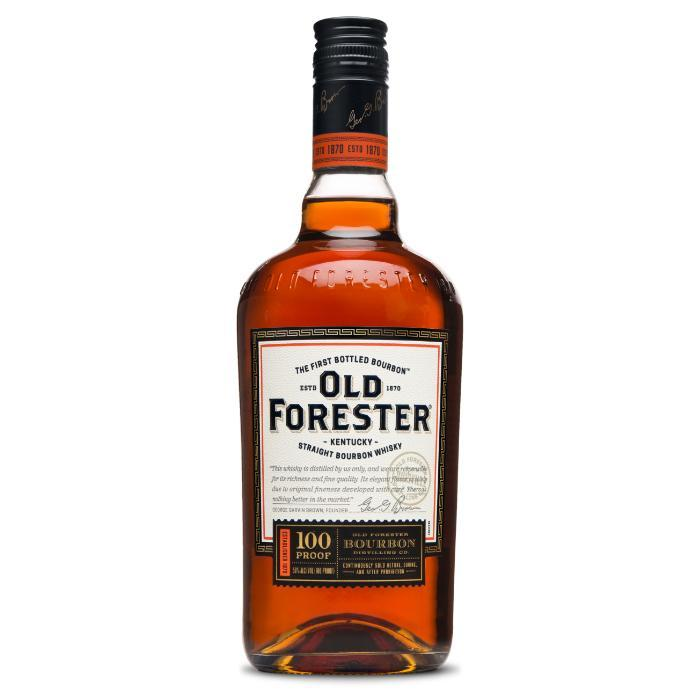 Old Forester Signature 100 Proof Bourbon Old Forester