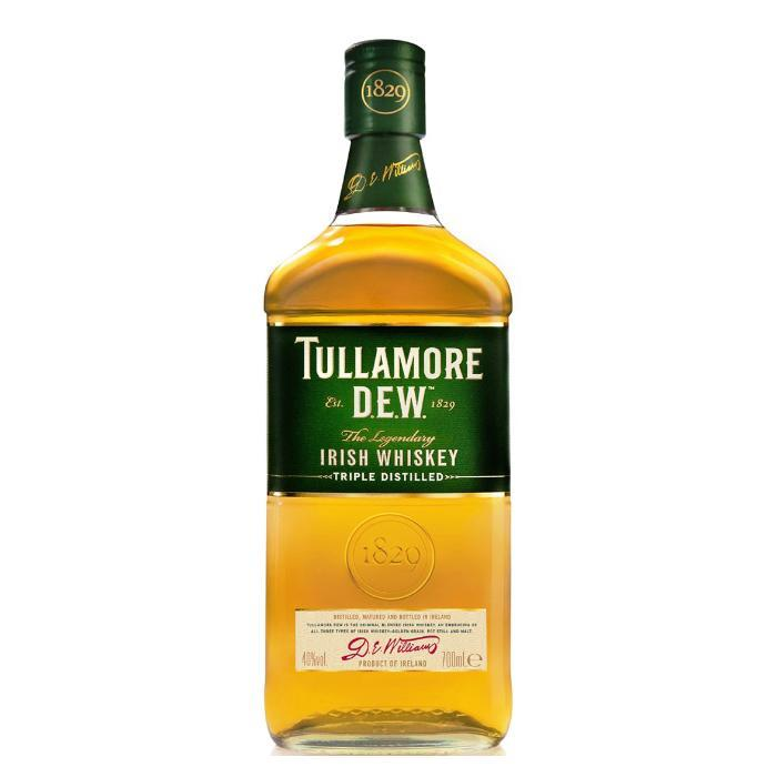 Tullamore Dew Original Irish whiskey Tullamore Dew