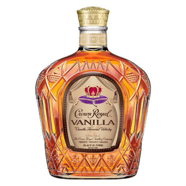 Crown Royal Vanilla Canadian Whisky Crown Royal