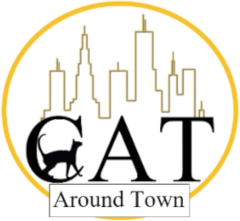 Cat Around Town Project logo
