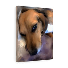 "Load image into Gallery viewer, ""Lexie Siegel"" Canvas Gallery Wrap"